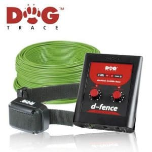 Valla Invisible Dogtrace D-FENCE hasta 1600 metros