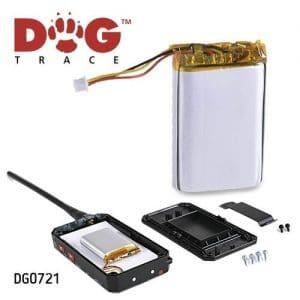Bateria de recambio para Dogtrace X20