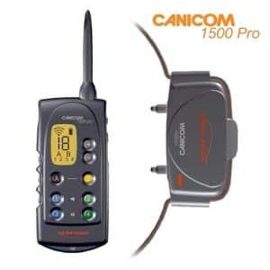 Collar educativo con mando Canicom 1500 PRO