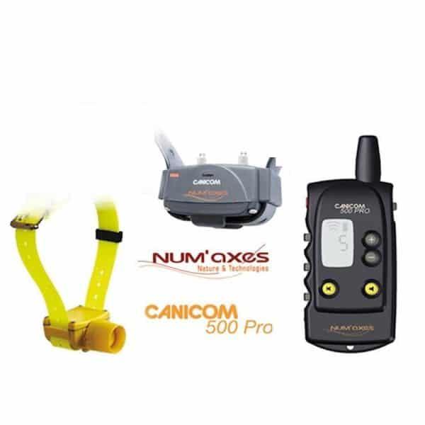 Canicom 500 Pro Set Completo (Mando + Adiestramiento+ Beeper)