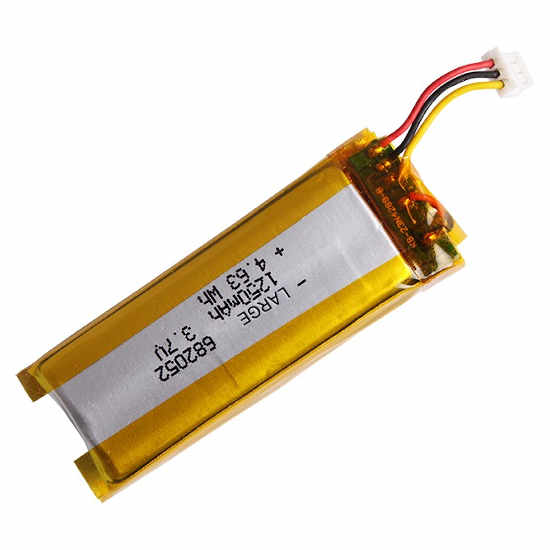 Bateria para el COLLAR del Radio Collar TEK 1.0