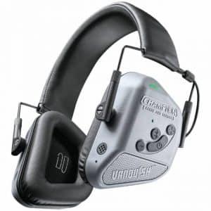 Cascos electrónicos con Bluetooth Champion Vanquish Pro Elite - grises