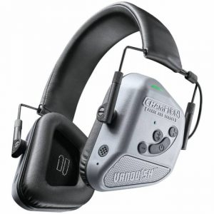 Cascos electrónicos con Bluetooth Champion Vanquish Pro - grises