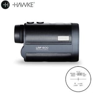 Telémetro HAWKE Laser Range FINDER PRO 600