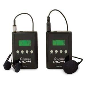 Micro Inalámbrico para Reclamo MC-4