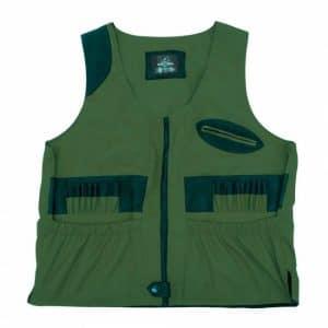 Chaleco de caza CORDEX Verde