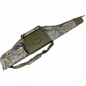 Funda PRIMOS Mossy Oak para rifle con visor