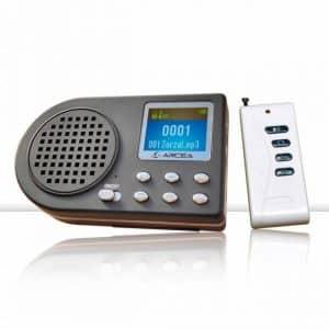 Reproductor de cantos MP3 ZESS