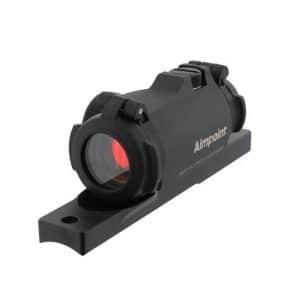 Visor Aimpoint Punto Rojo Micro H-2 Rifle Semi 2 MOA