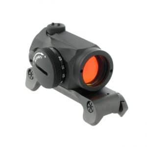 Visor Aimpoint Punto Rojo Micro H-1 2 MOA Blaser