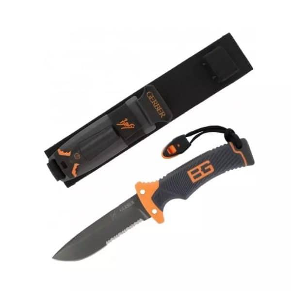 Cuchillo de supervivencia Gerber Bear Grylls