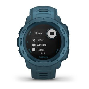 Reloj Garmin Instinct Azul
