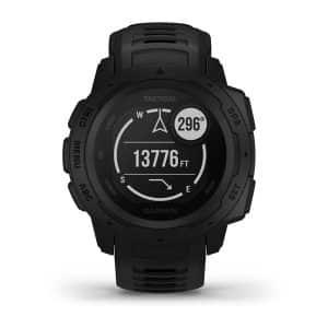Reloj Garmin Instinct Tactical Edition Negro