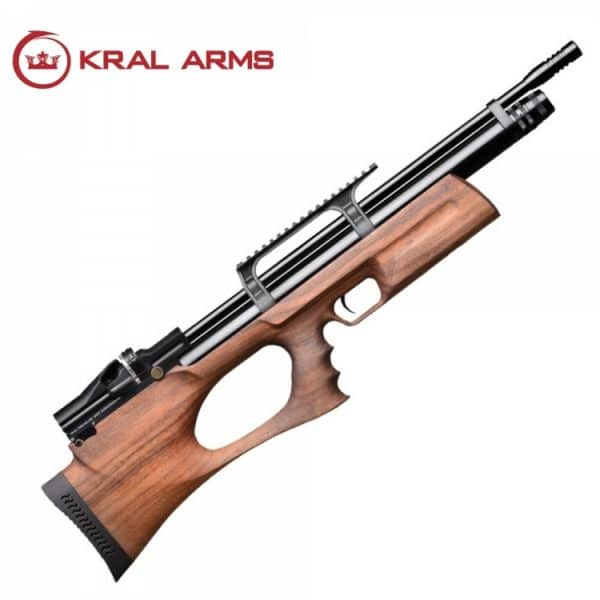 Carabina PCP KRAL Breaker madera