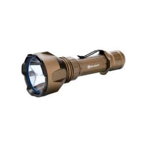Linterna LED recargable Warrior X Turbo 1.100 lum. Desert Olight