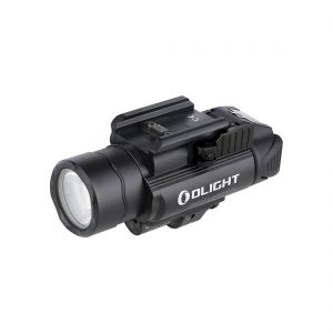 Linterna para arma con láser IR invisible Baldr IR 1.350 lum. Olight