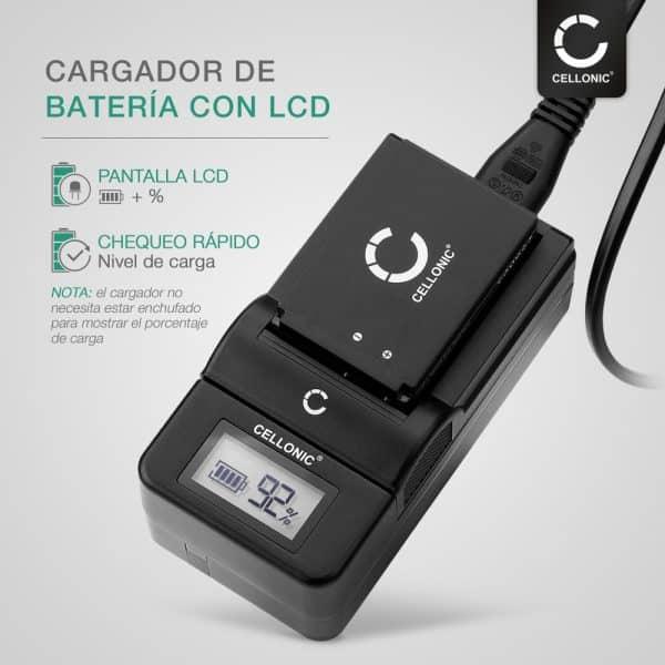 Cargador Batería Mando Garmin Alpha 100 / 200i